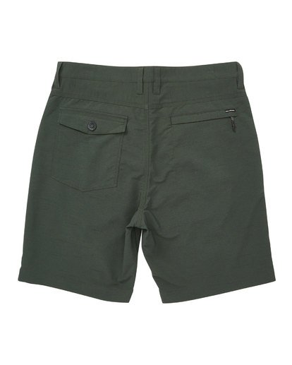 1 Surftrek Wick Shorts Green M216NBSW Billabong