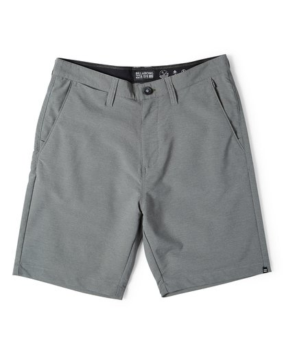 3 Surftrek Wick Shorts Grey M216NBSW Billabong