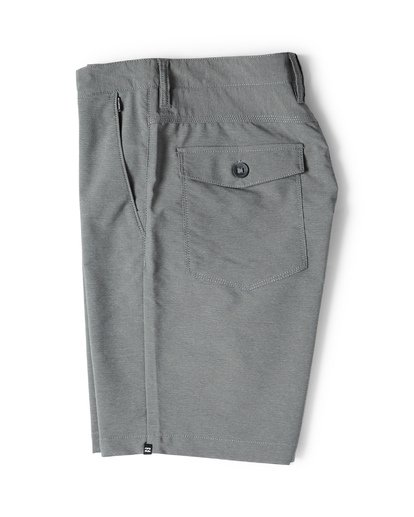 5 Surftrek Wick Shorts Grey M216NBSW Billabong
