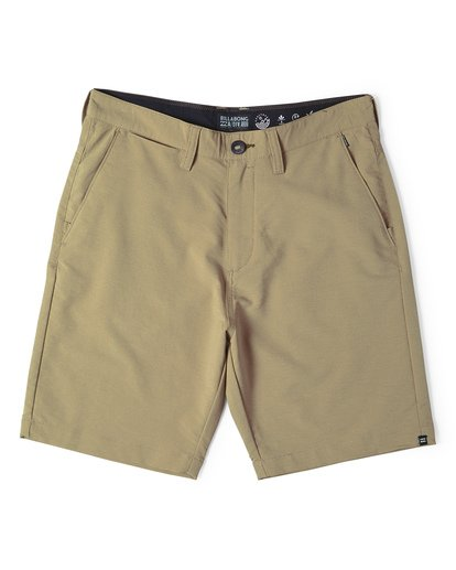 3 Surftrek Wick Shorts Beige M216NBSW Billabong