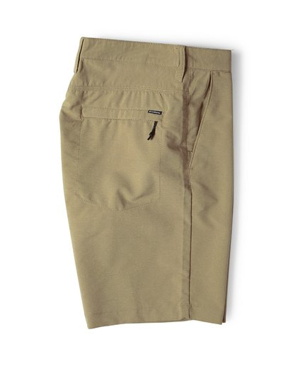 6 Surftrek Wick Shorts Beige M216NBSW Billabong