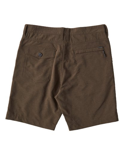 1 Surftrek Wick Shorts Brown M216NBSW Billabong