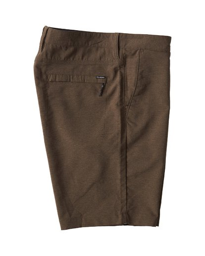 3 Surftrek Wick Shorts Brown M216NBSW Billabong