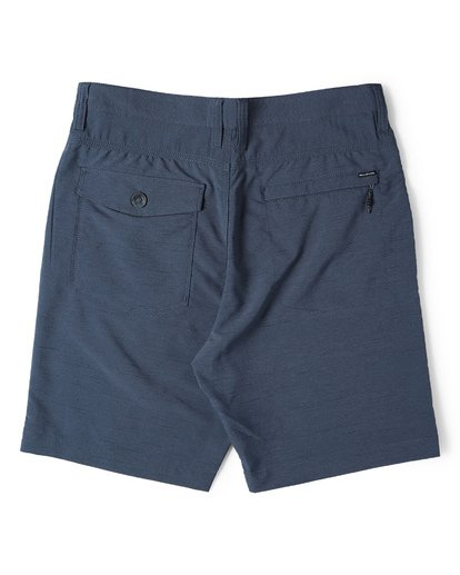 4 Surftrek Wick Shorts Blue M216NBSW Billabong