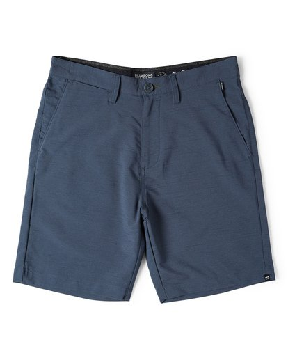 3 Surftrek Wick Shorts Blue M216NBSW Billabong