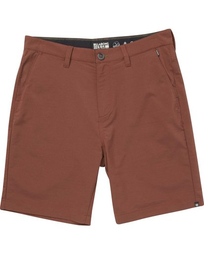 0 Surftrek Wick Shorts Orange M216NBSW Billabong