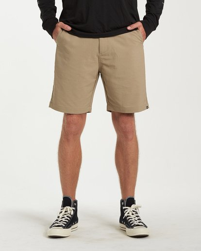 0 Surftrek Wick Shorts Beige M216NBSW Billabong