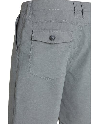 11 Surftrek Wick Shorts Grey M216NBSW Billabong