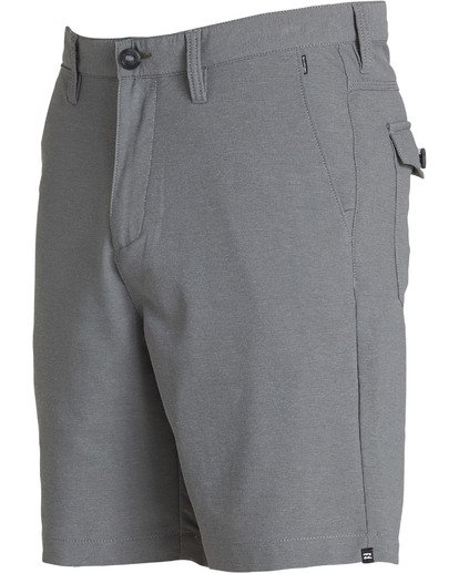 9 Surftrek Wick Shorts Grey M216NBSW Billabong