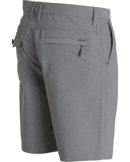10 Surftrek Wick Shorts Grey M216NBSW Billabong