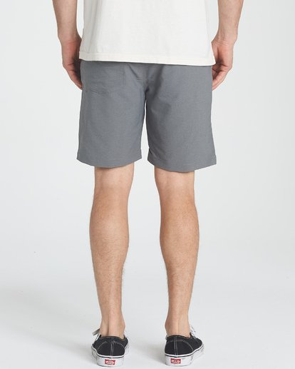 4 Surftrek Wick Shorts Grey M216NBSW Billabong