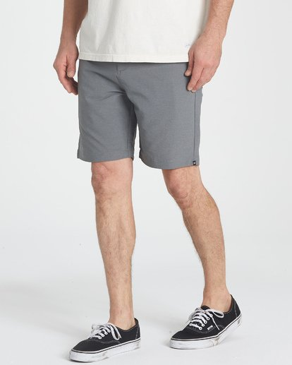 2 Surftrek Wick Shorts Grey M216NBSW Billabong