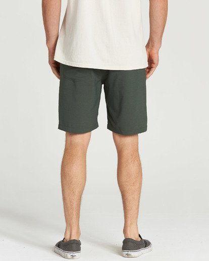 3 Surftrek Wick Shorts Green M216NBSW Billabong