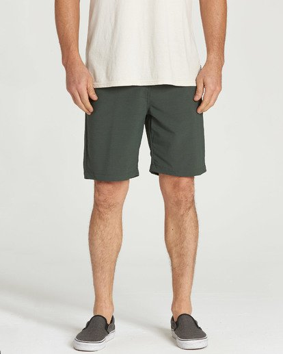 2 Surftrek Wick Shorts Green M216NBSW Billabong