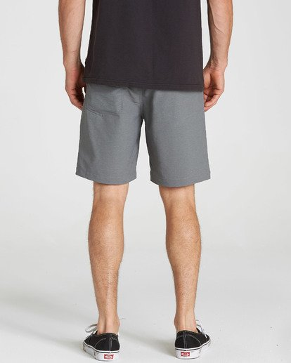 13 Surftrek Wick Shorts Grey M216NBSW Billabong