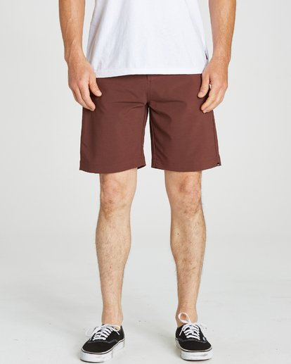 1 Surftrek Wick Brown M216NBSW Billabong