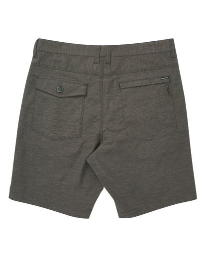 1 Surftrek Spacedye Shorts Grey M217TBSS Billabong