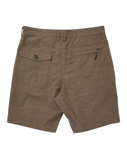 1 Surftrek Spacedye Brown M217TBSS Billabong