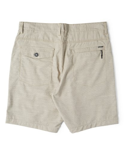 4 Surftrek Spacedye Shorts Beige M217TBSS Billabong