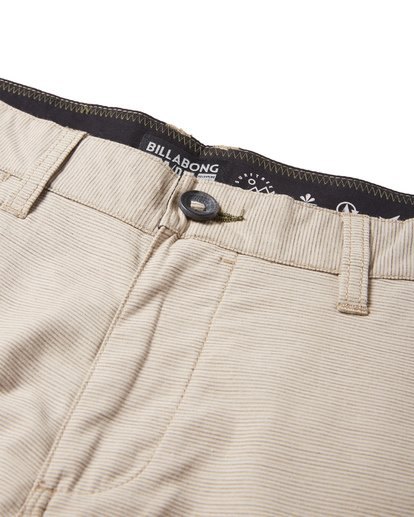9 Surftrek Spacedye Shorts Beige M217TBSS Billabong