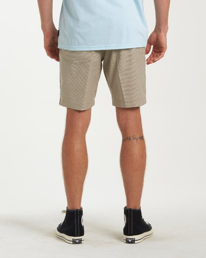 2 Surftrek Spacedye Shorts Beige M217TBSS Billabong