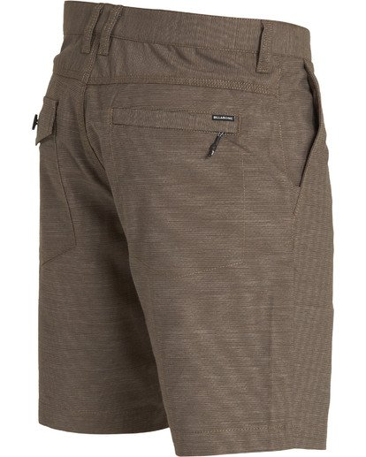 3 Surftrek Spacedye Brown M217TBSS Billabong