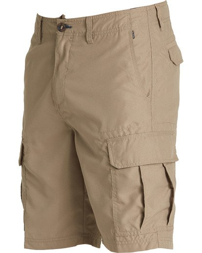 1 Scheme Submersible Shorts Green M218PBSC Billabong