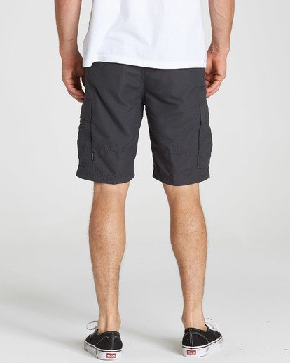 3 Scheme Submersible Shorts Grey M218PBSC Billabong