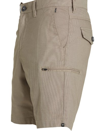 3 Surftrek Cargo Shorts Beige M218QBSC Billabong