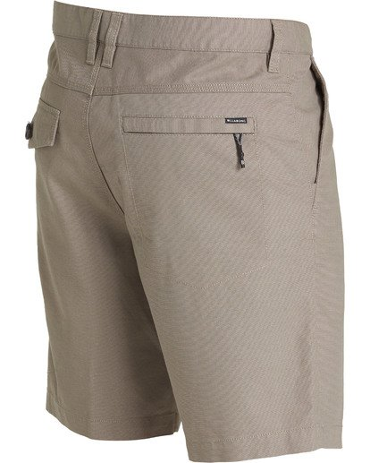 2 Surftrek Cargo Shorts Beige M218QBSC Billabong
