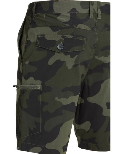 3 Surftrek Cargo Shorts  M218QBSC Billabong