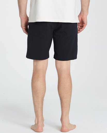 5 Surftrek Perf Elastic Shorts Black M219TBSP Billabong