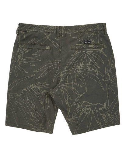1 New Order X Sundays Overdye Shorts  M220TBNP Billabong