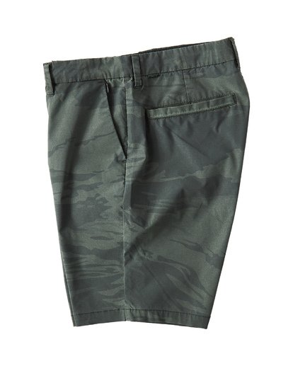 2 New Order X Overdye Sundays Shorts Green M220VBNP Billabong