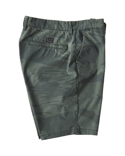 3 New Order X Overdye Sundays Shorts Green M220VBNP Billabong