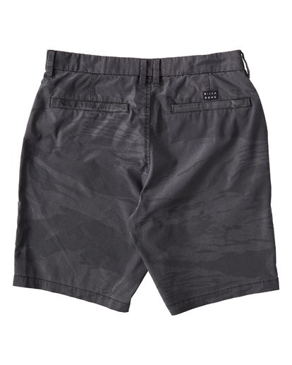 1 New Order X Overdye Sundays Shorts Black M220VBNP Billabong