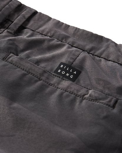 5 New Order X Overdye Sundays Shorts Black M220VBNP Billabong