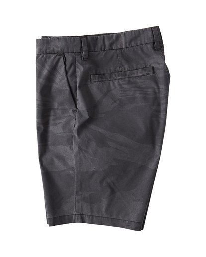 2 New Order X Overdye Sundays Shorts Black M220VBNP Billabong
