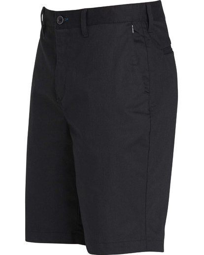 1 Carter Stretch Shorts Black M231NBCS Billabong