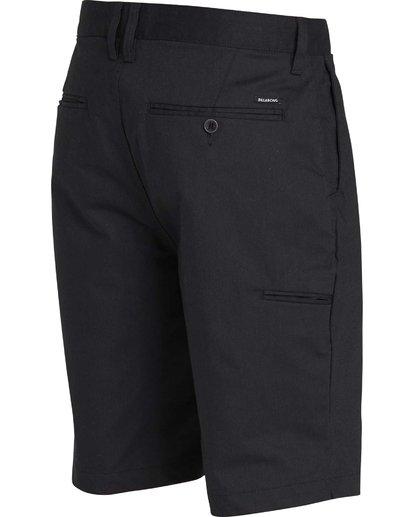 2 Carter Stretch Shorts Black M231NBCS Billabong