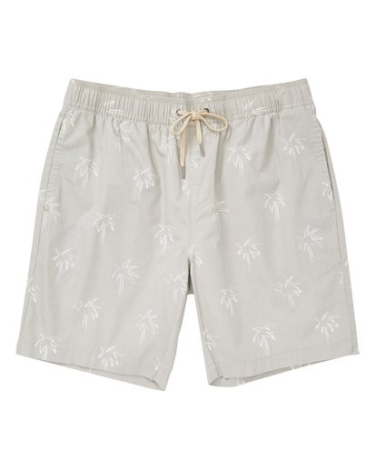 0 Larry Layback Sunday Boardshorts Beige M231TBLS Billabong