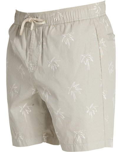 2 Larry Layback Sunday Boardshorts Beige M231TBLS Billabong