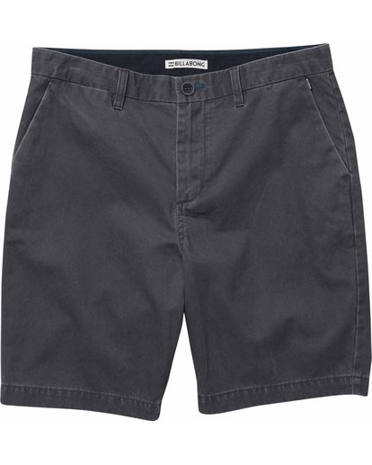0 Larry Layback Cord Shorts  M234NBNB Billabong
