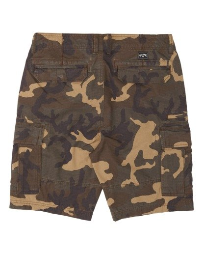 5 Scheme Cargo Shorts Green M2361BSC Billabong