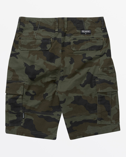 1 Scheme Shorts Green M236NBSC Billabong