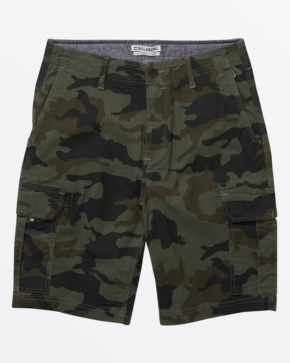 0 Scheme Shorts Green M236NBSC Billabong