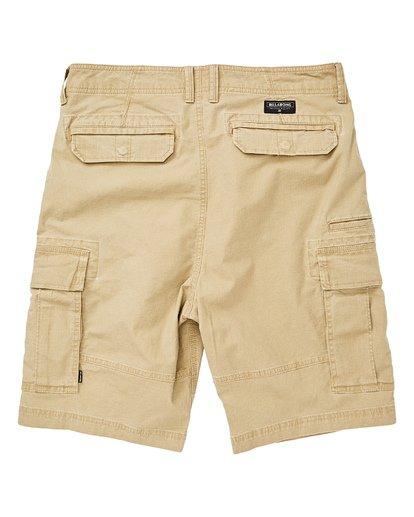 1 Balance Shorts Beige M236NBSC Billabong