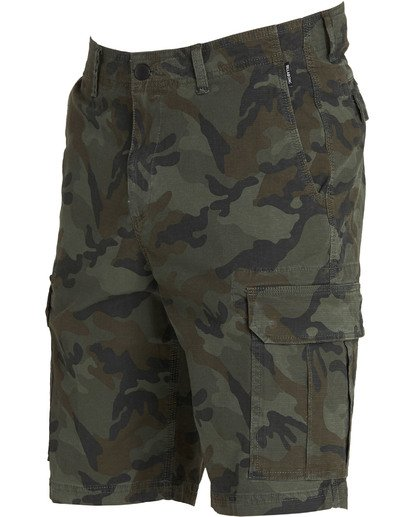 2 Scheme Shorts Green M236NBSC Billabong