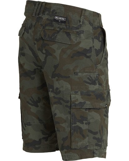 3 Scheme Shorts Green M236NBSC Billabong