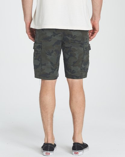 7 Scheme Shorts Green M236NBSC Billabong